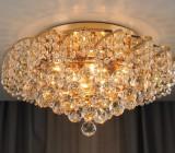 Как выбирать потолочные люстры для гостиной