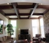 Как сделать из панелей подвесной потолок: уроки мастерства