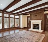 Изготовление фальшбалок для потолка, их установка и декорирование – создаем красоту в своём доме