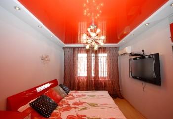 Нестандартное решение для спальни – кому-то нравится именно так