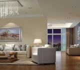 Современные потолочные светильники в интерьере не отменяют дань традициям и классике