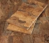 Пробковое покрытие для потолка – необычный материал, способный удивить