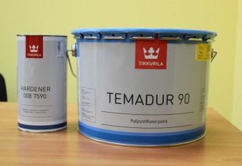 Полиуретановая краска для плинтусов потолочных