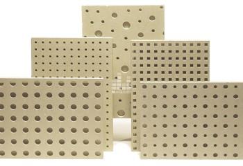 Разновидности акустических плит