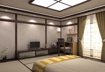 Дизайн в стиле «окно» идеально подходит для цокольных помещений