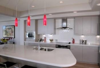 Вытяжка в современной кухне