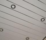 Как крепить пластиковые панели к потолку — описание рабочего процесса