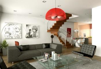 Плёночный потолок – практичное и беспроигрышное решение