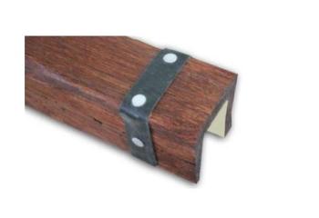 Декоративный ремень для стыков фальш-балок