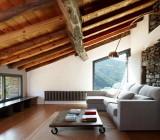 Потолок под старину: как вписать в современный интерьер