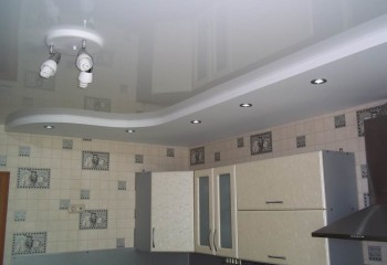 Центральный светильник-софит