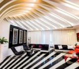 Роль потолка в интерьерном дизайне: виды и особенности