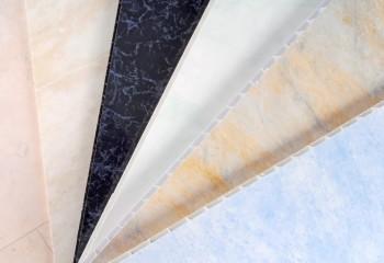 Декоративные потолочные панели из ПВХ