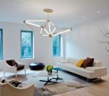 Комбинации осветительных приборов в потолочном дизайне — разбираемся с тонкостями освещения потолка вместе