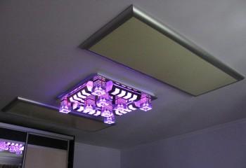 Обогреватели потолочные инфракрасные для дома