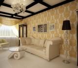 Дизайн интерьера потолка: оригинальные варианты