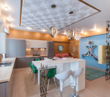 3D панели для потолка – функции и разновидности материала