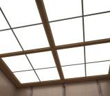 Потолок из оргстекла – можно ли сделать самостоятельно