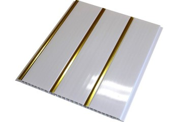 Панели из бумажно-слоистого пластика чаще используют в подшивных конструкциях, когда монтаж производится пазогребневым способом на деревянную обрешётку