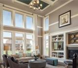 Как клеить потолочный плинтус из полиуретана: атрибуты современного интерьера