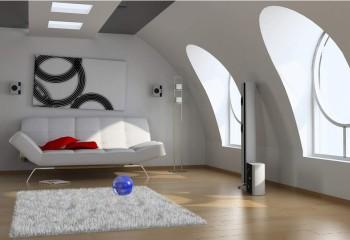 Как расположить светильники на натяжном потолке: внутренняя подсветка ниш в подвесном потолке