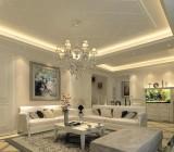 Потолки из гипсокартона с подсветкой – монтаж конструкции и подключение осветительных приборов