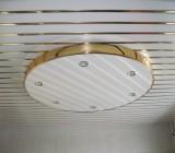 Подвесные потолки реечные для ванной: комплектность, дизайн, секреты монтажа