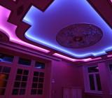 Как сделать подвесной потолок с подсветкой – украшаем интерьер своего дома самостоятельно