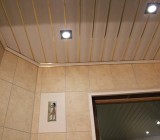 Пластиковый реечный потолок — установка своими руками