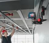 Каркас для потолка из гипсокартона – разновидности материалов для этих целей