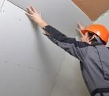 Установка гипсокартона на потолок – секреты монтажа в массы