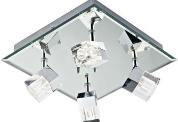 Софиты потолочные – альтернатива классическому освещению в доме