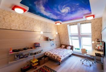 Тематическое решение для комнаты подростка
