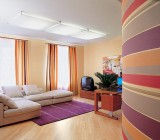 Сочетание цветов потолка и стен — дельные советы