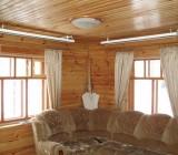 Устанавливаем электрические и газовые инфракрасные обогреватели потолочные