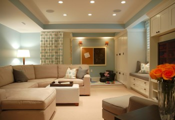 Что немаловажно – гипсокартон позволяет организовать не только системы освещения, но и прочие, например, вентиляции или акустики