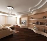 Дизайн потолков из гипсокартона – на что обратить внимание при выборе