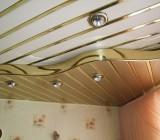 Сборка реечного потолка – секреты самостоятельной установки