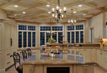 Отделка потолка на кухне – разбираем, как качественно и быстро выполнить ремонт