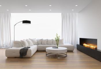 Минимум декора – максимум света и пространства