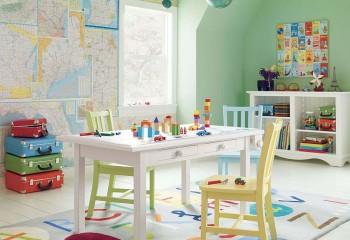 Знаний много не бывает: ребёнок будет изучать географию играючи