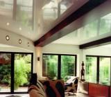 Дизайн подвесных потолков в помещении