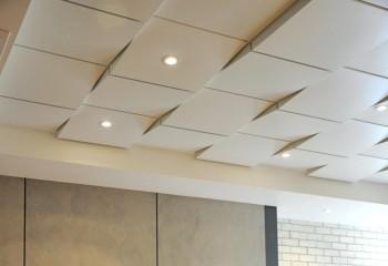 3D плиты для подвесного потолка