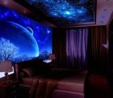 Светящийся потолок —  материалы и установка