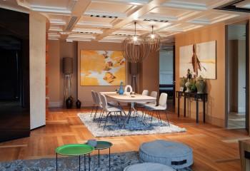 Неглубокие ячейки визуально не повлияют на высоту комнаты в обычной квартире