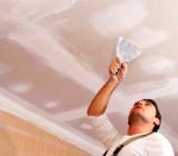 Шпаклевка под покраску потолка: полный разбор процесса