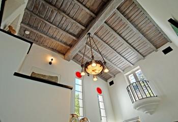 Закрытые реечные потолки