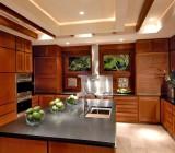 Какой потолок лучше для кухни: вариантов много, выбор один