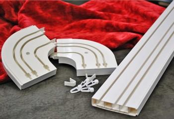 Простейшие пластиковые конструкции