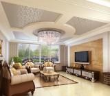 Оформление потолка в гостиной – дизайнерские решения на страже красоты и уюта вашего дома